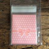 Roze geschenkzakjes